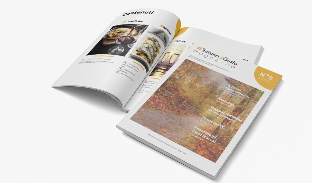 magazine tdg issue numero 9 settembre ottobre 2021