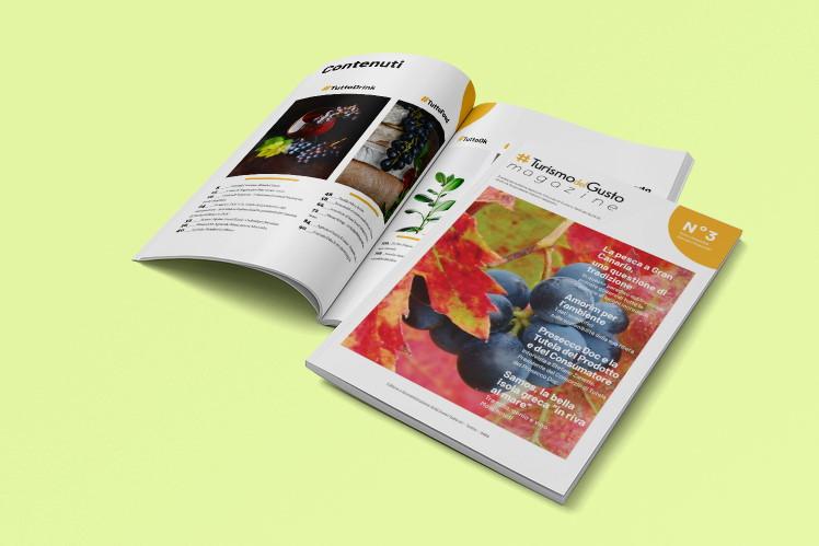 magazine3 di Turismo del gusto