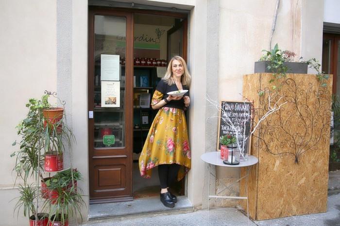 Maria Zingarelli Ristorante Il Giardino Torino