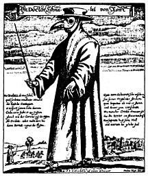 medico delle peste 1656 acquforte Paulus Furst