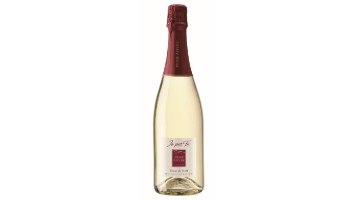 Metodo Classico 'Io per Te' Blanc de Noir da uve Pinot Nero