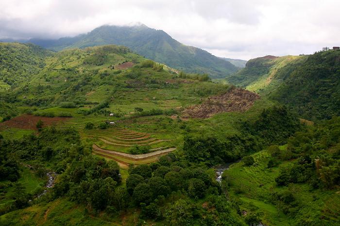 monte Kanalaon-filippine