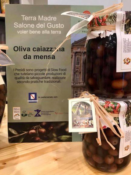 Olive caizzana