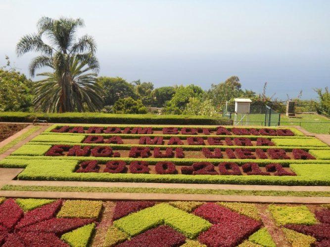 orto botanico Funchal
