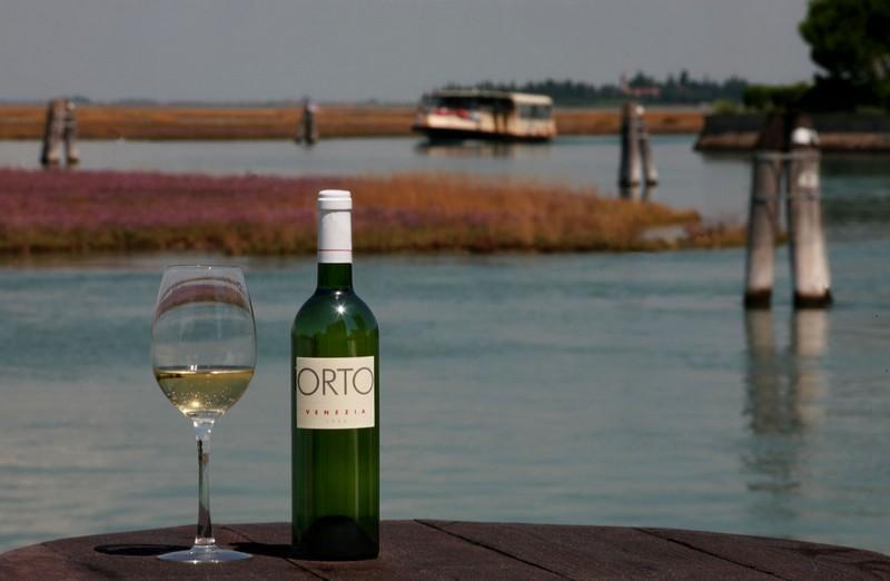orto di venezia vino della laguna