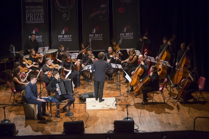 A Castelfidardo il Premio Internazionale della Fisarmonica