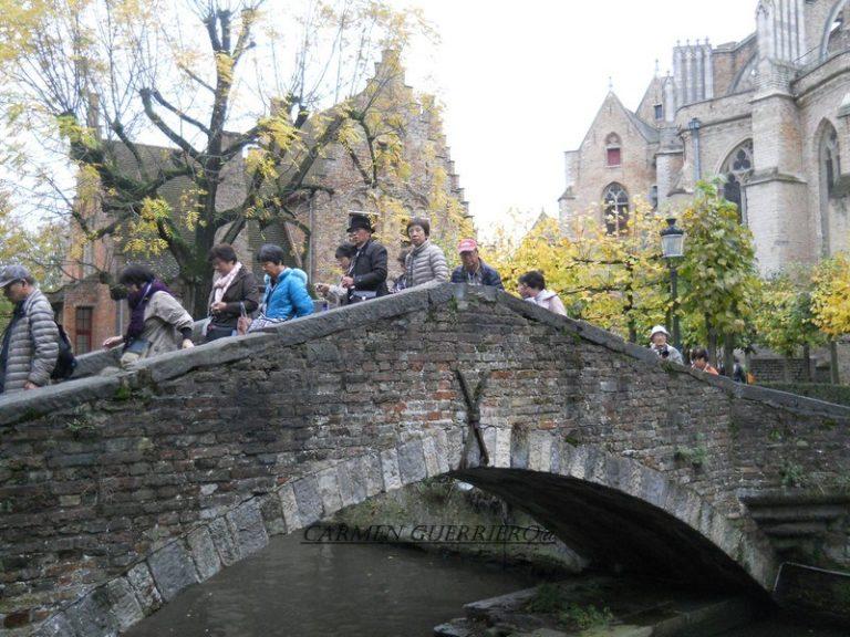 ponte di Bonifacio e Chiesa di Nostra Signor