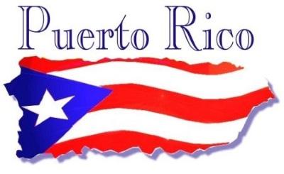 Porto Rico bandiera