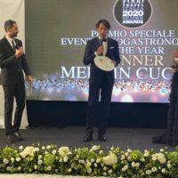 Meet in Cucina si è aggiudicato il riconoscimento più ambito dell'anno