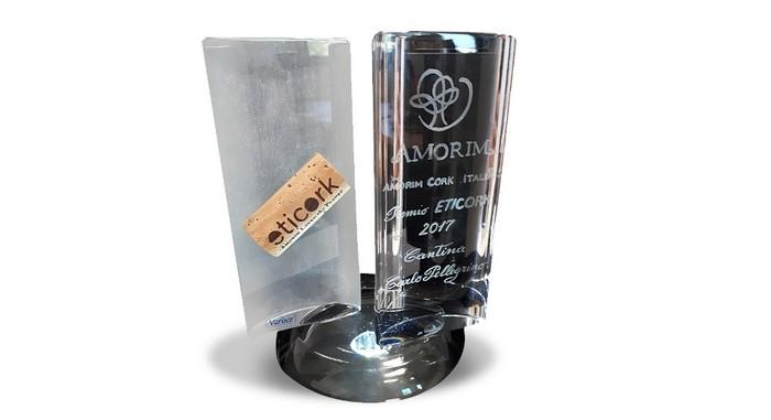 premio Eticork di Amorim al Merano Wine Festival