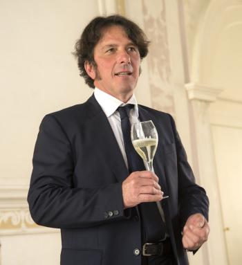 Presidente Consorzio Prosecco Stefano Zanette