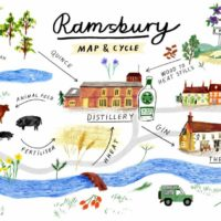 Ramsbury Single Estate: Gin e Vodka Ecosostenibili