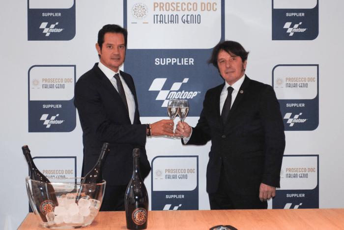 Prosecco DOC partner MotoGP