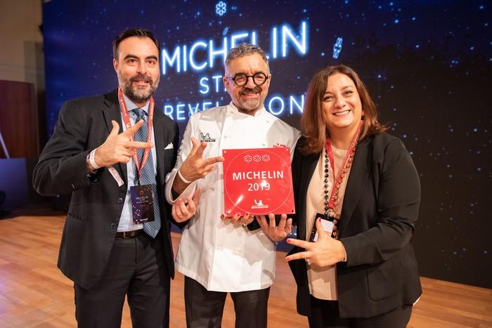 Mauro Uliassi porta a 10 i ristoranti tre stelle