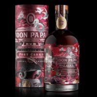 Rum Don Papa, edizione limitata Port Casks invecchiata 7 anni