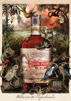 Rum Don Papa - rum delle Filippine
