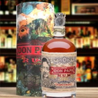 Rum Don Papa Timeless Landscape