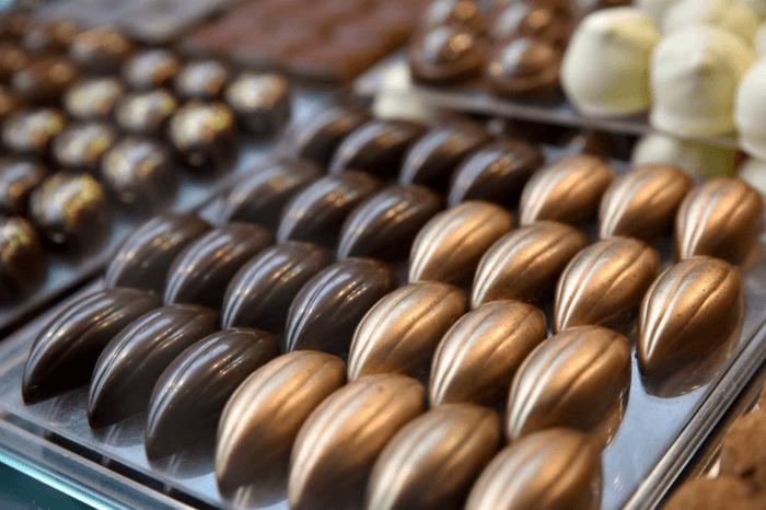 Salon du Chocolat a Bruxelles
