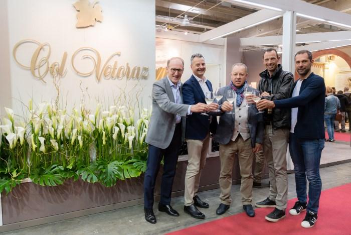 soci Col Vetoraz con Alessandro Ballan e Marco Velo