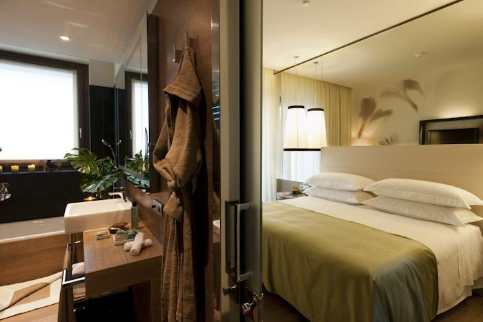 Starhotels Echo a Milano