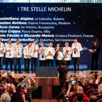 Chef Tre stelle Michelin