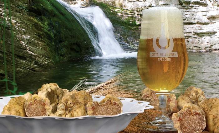 Apecchio città del tartufo bianco e della birra