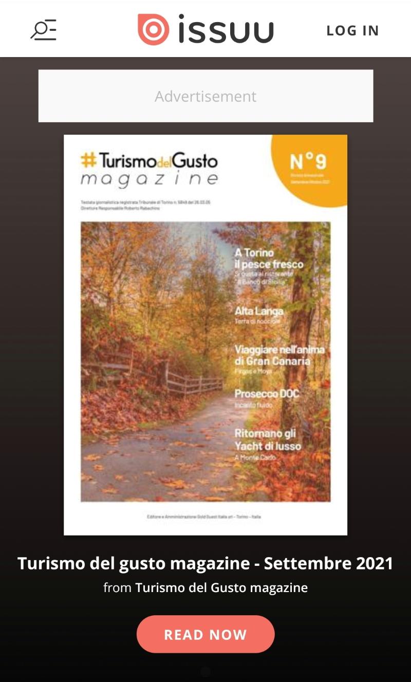tdg issue numero 9 settembre ottobre 2021-