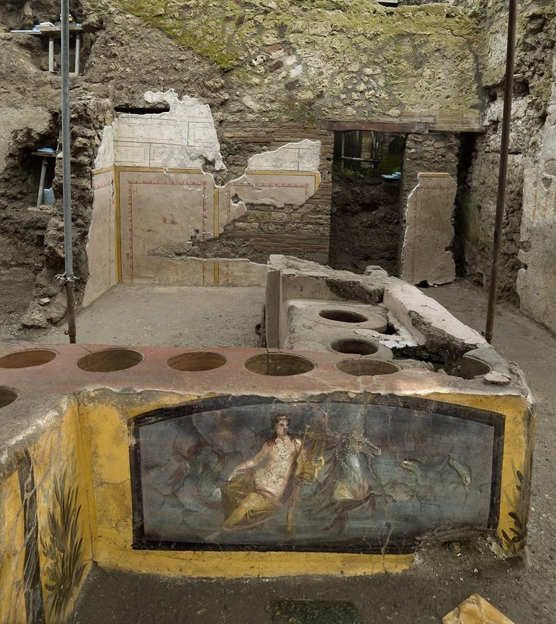 termopolio di Pompei