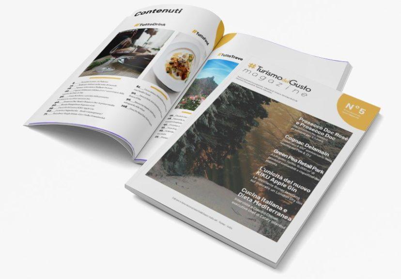 Turismo del Gusto Magazine n. 5 Gennaio Febbraio 2021