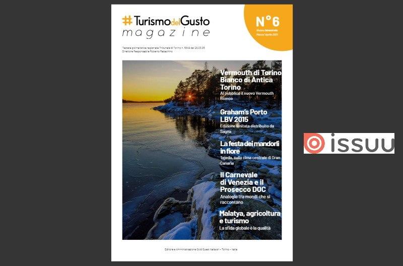 Turismo del Gusto Magazine n. 6