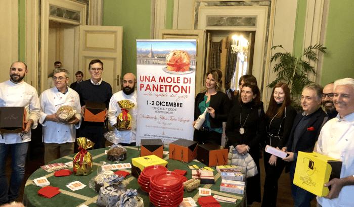 Una Mole di Panettoni 2018 a Torino