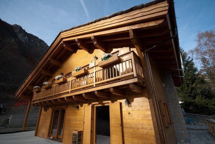Chalet de la Poya a Valtournenche Aosta