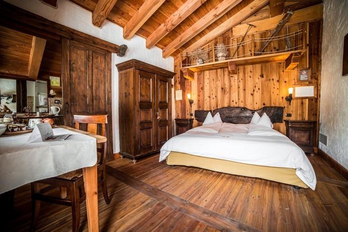 Chambre d'Hotes Maison Dominique a Challand Saint Anselme Aosta