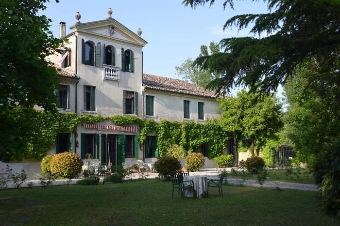 Villa Gradenigo a Villorba Treviso
