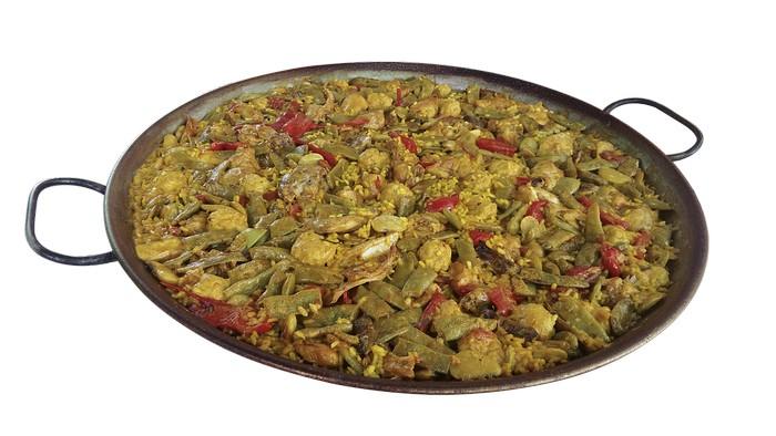 vera paella valenciana
