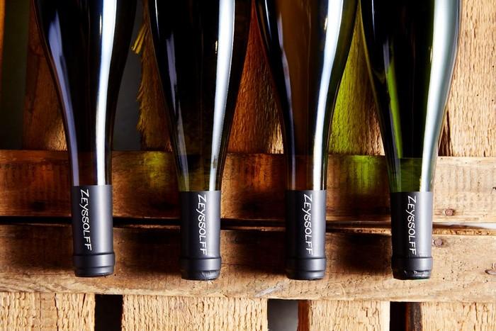 cantinaZeyssolff Alsazia, via del vino