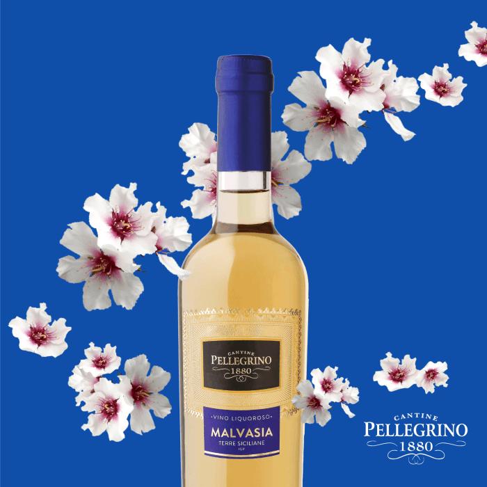 Vino Malvasia Cantine Pellegrino
